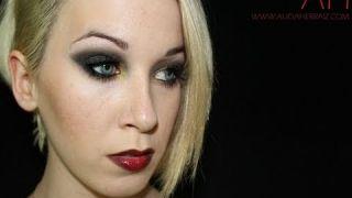 Maquillaje Cibeles (Hannibal Laguna)