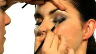 Maquillaje de Ojos - maquillaje de noche